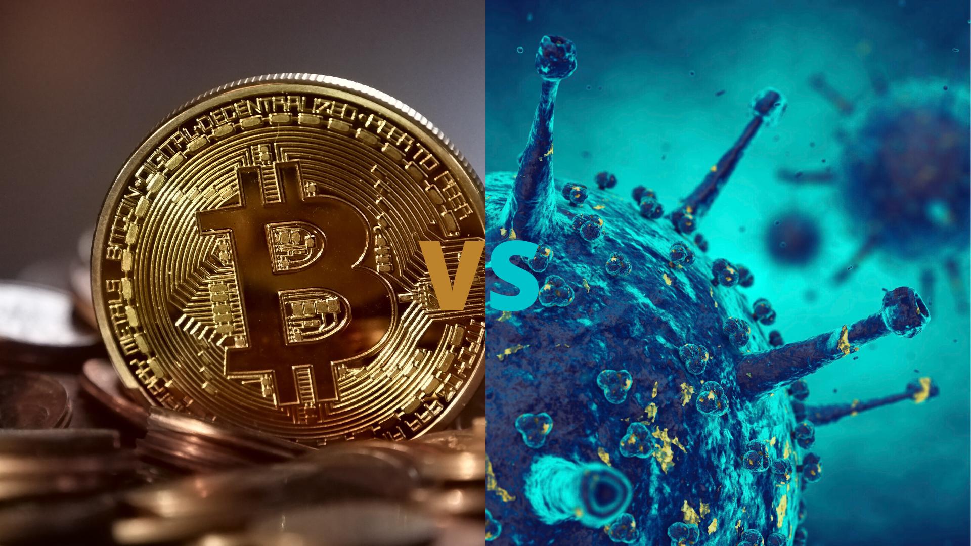 COVID-19 Recession and Bitcoin?