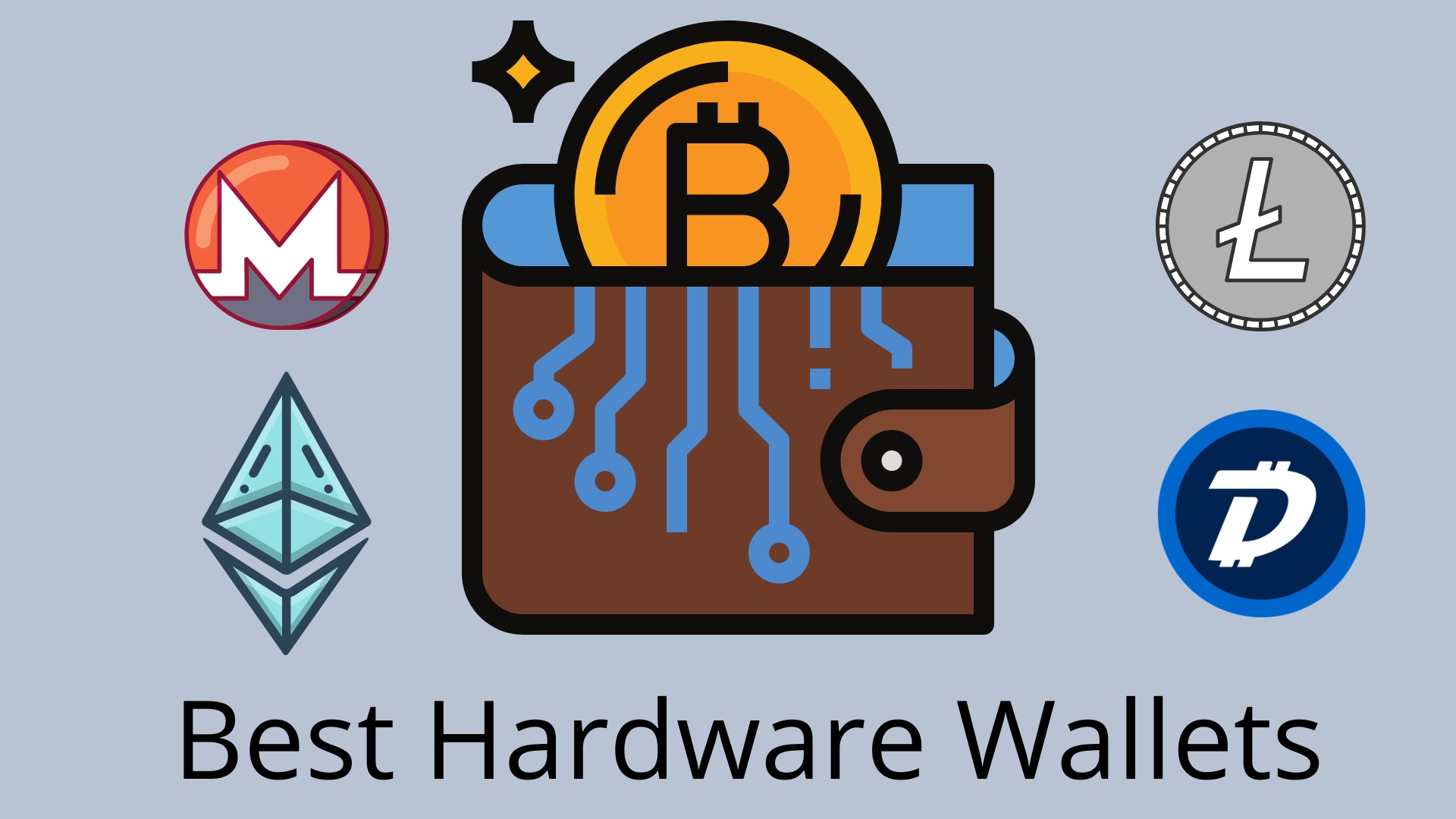 8 of The Best Hardware Wallets of 2021