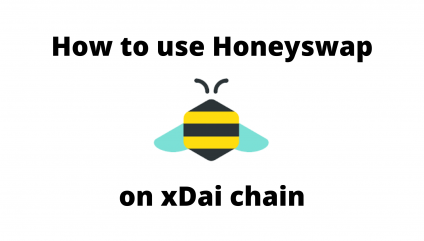 How to use Honeyswap