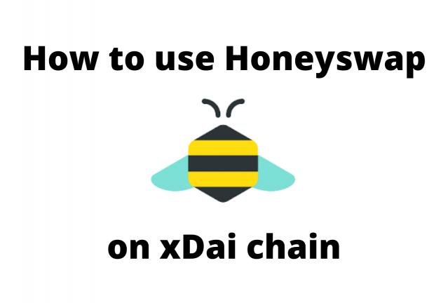 How to use Honeyswap