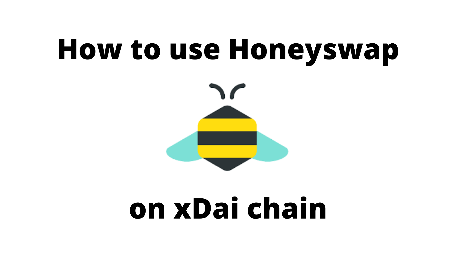 How to Use Honeyswap to Provide Liquidity