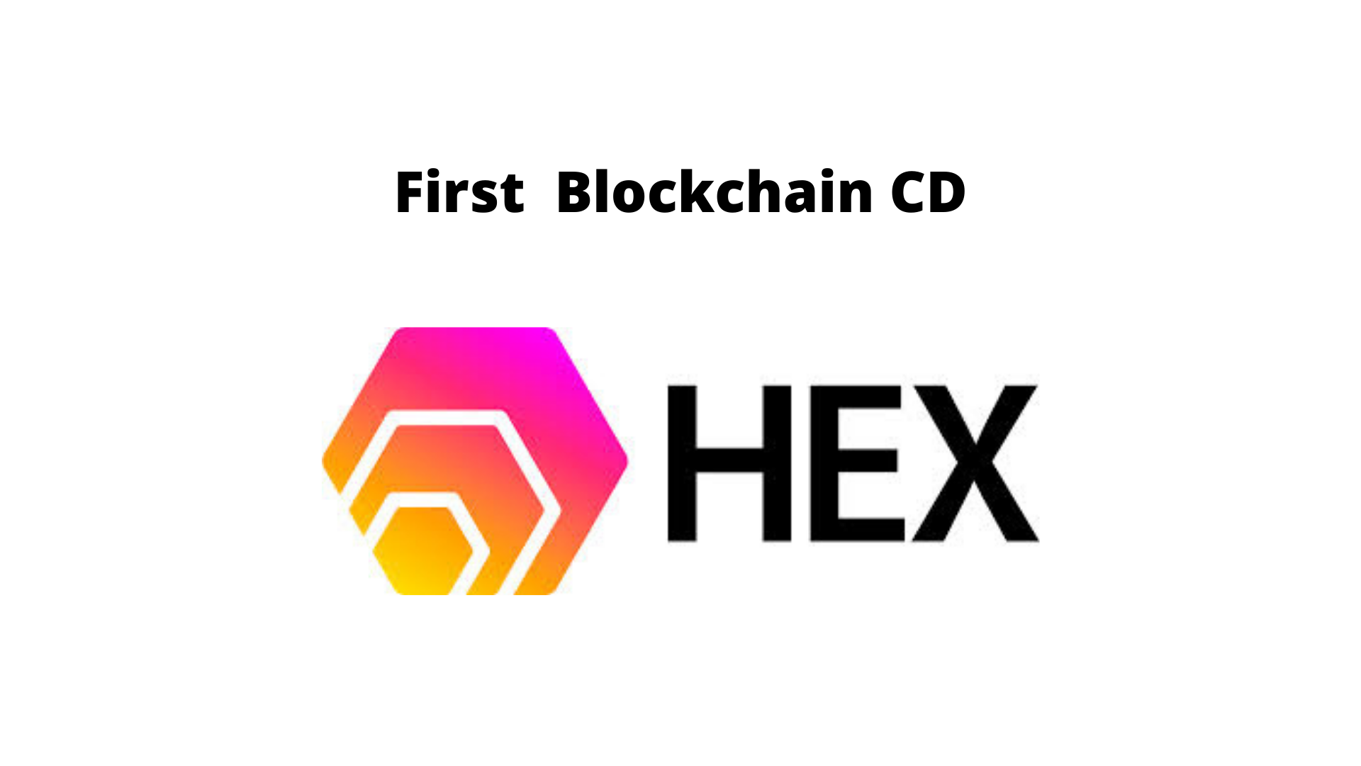 HEX Cryptocurrency – The Decentralized Certificate of Deposit