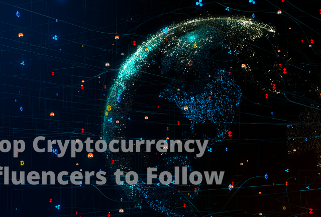 Cryptocurrency influencers to follow